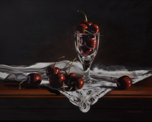 20 x 16, Oil on Panel